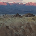 Left of Zabriskie Point